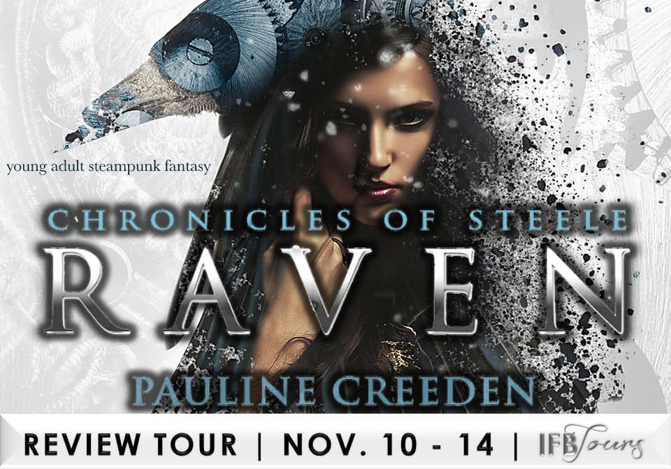 Review – Chronicles of Steele: Raven by Pauline Creeden