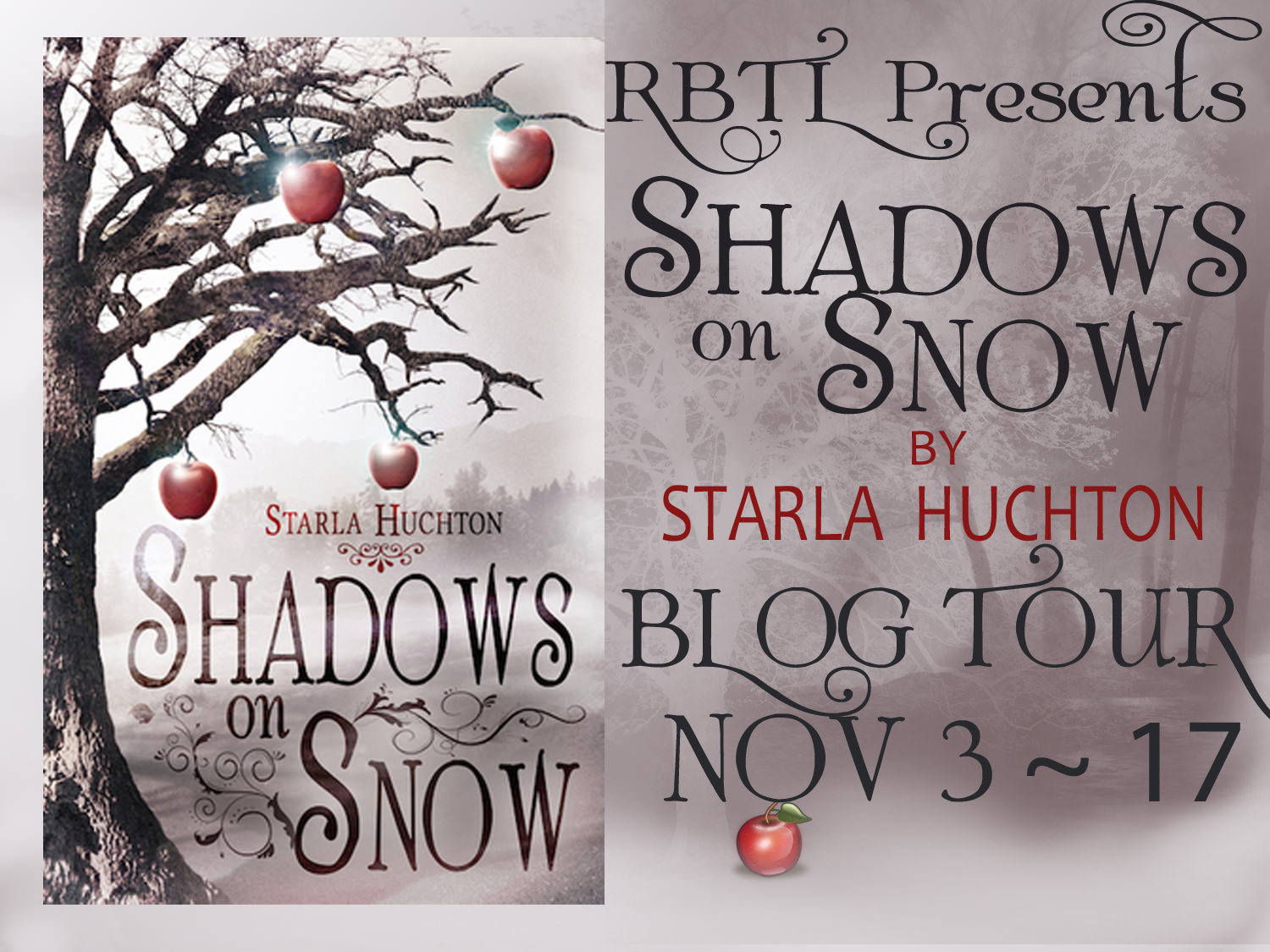 Review & 2 Giveaways – Shadows on Snow by Starla Huchton