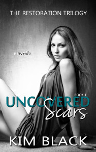 Take Cover & Uncovered Scars are both LIVE!!!