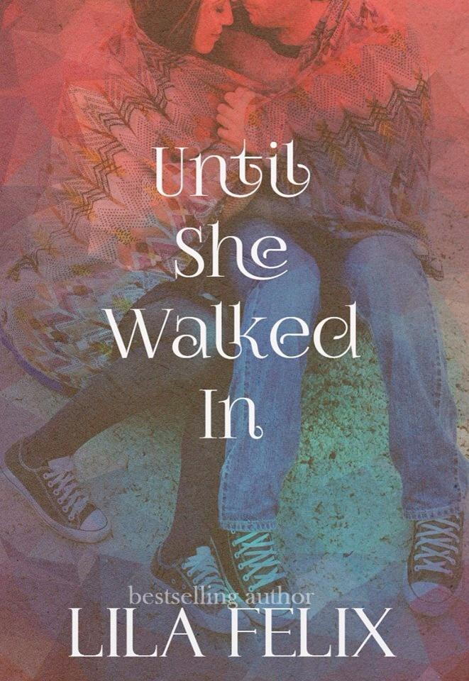 until she walked in cover