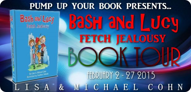 Review: Bash and Lucy Fetch Jealousy