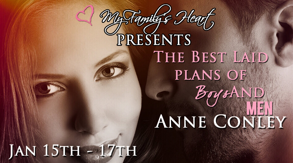Review of Best Laid Plans of Boys and Men by Anne Conley