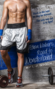 Cover Reveal: Ethan Walker's Road to Wonerland