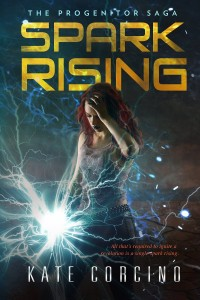 Spark Rising Cover