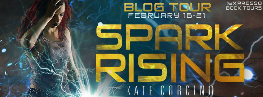 Spark Rising by Kate Corcino Review & Giveaway