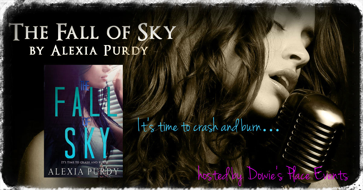 The Fall of Sky: A Rock 'n Roll Saga by Alexia Purdy – Review
