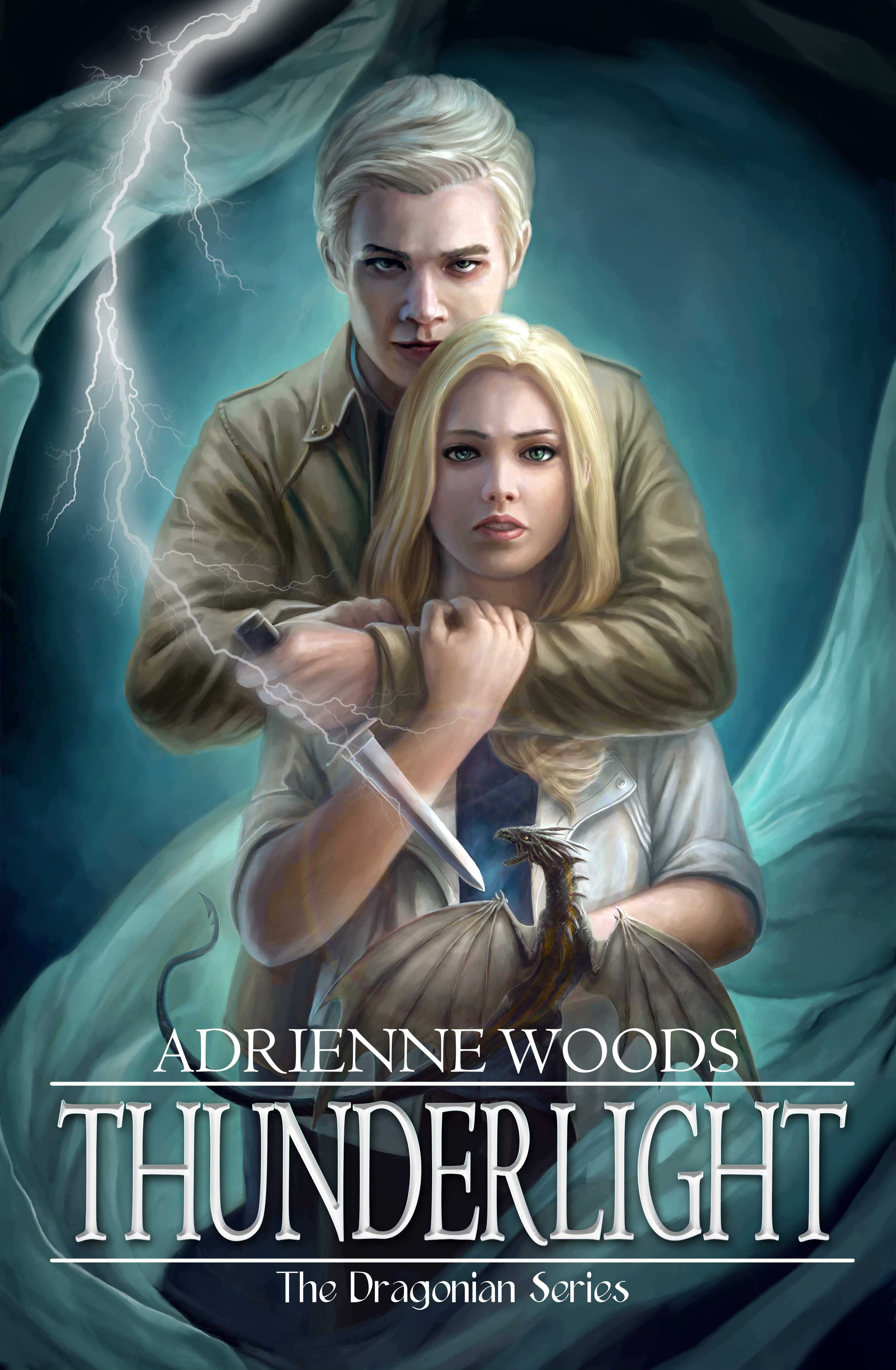 Thunderlight by Adrienne Woods