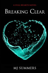 Release Day: Breaking Clear