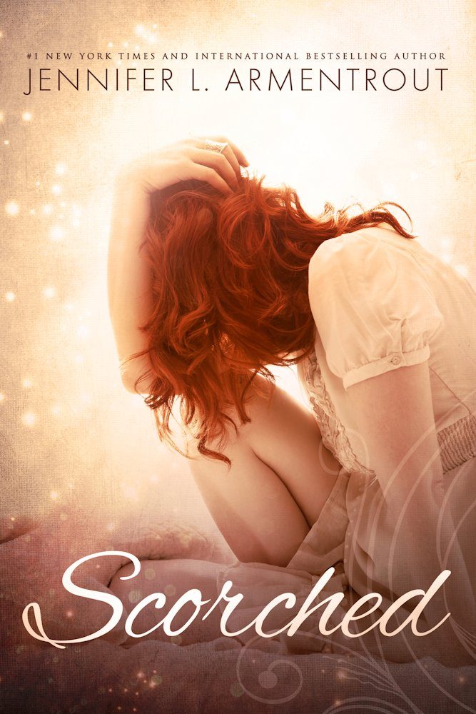 Scorched ebook cover