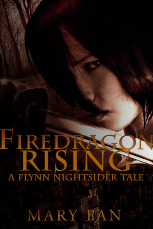 Firedragon Rising by Mary Fan