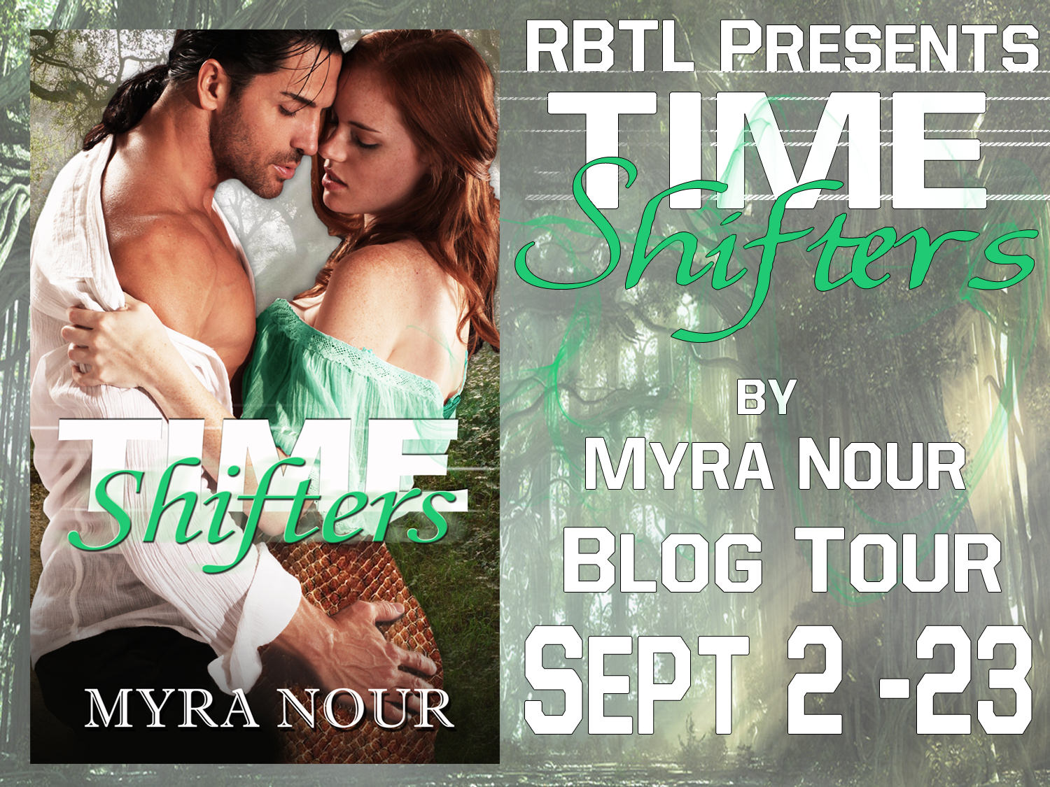 Interview: Time Shifters by Myra Nour