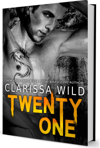 Cover Reveal: Twenty-One (21)