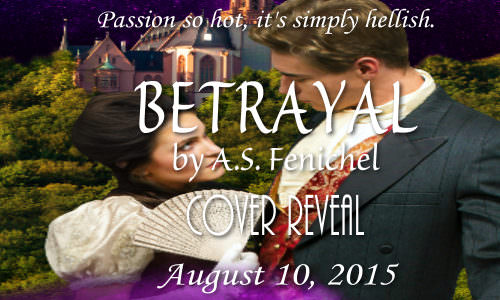 Cover Reveal: Betrayal