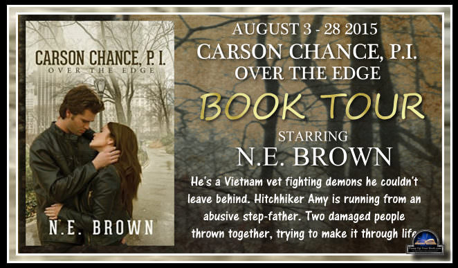 Review: Carson Chance, P.I. Over the Edge
