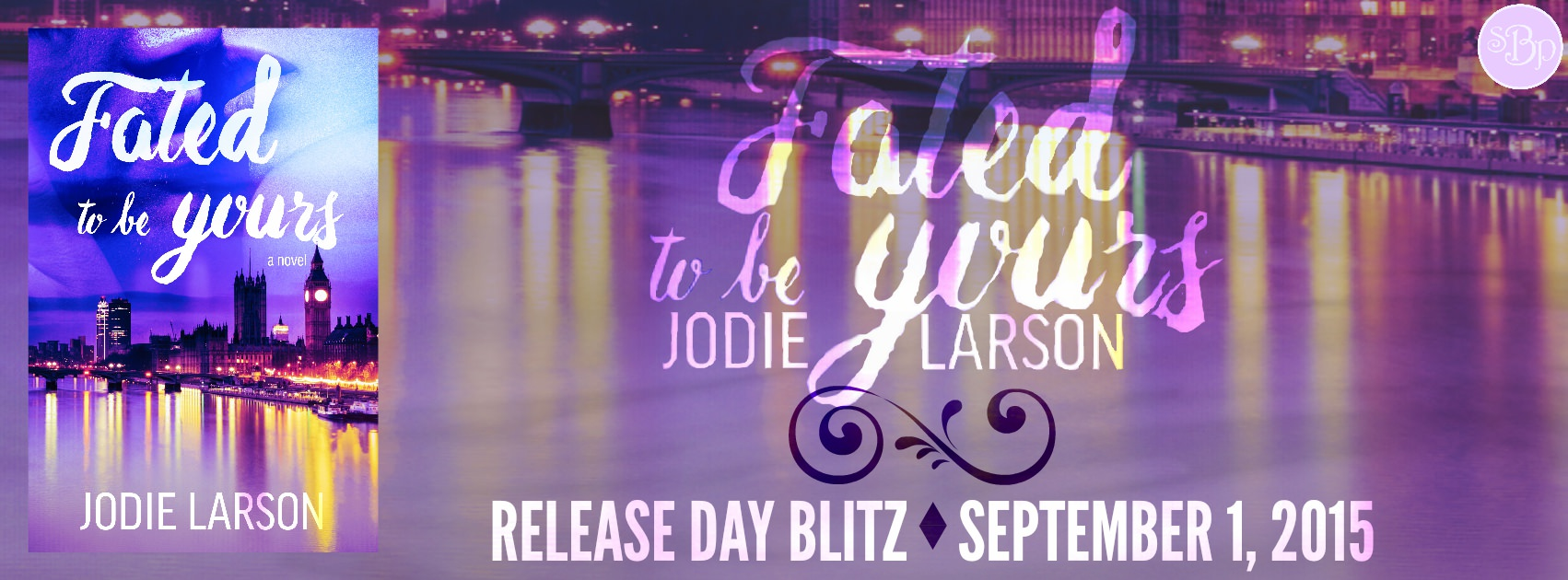 Release Day for Fated to be Yours by Jodie Larson
