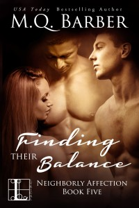 Cover Reveal: Finding Their Balance