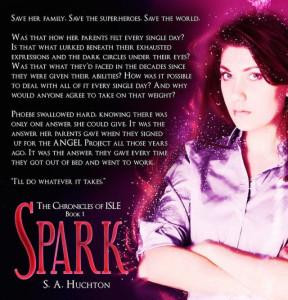 Spark Teaser 1