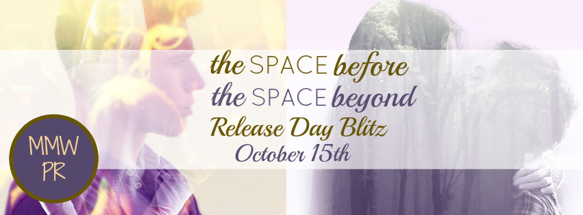 Release Day – The Space Before and The Space Beyond by Melissa Pearl