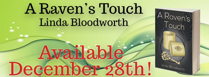 Release Day – A Raven's Touch by Linda Bloodworth