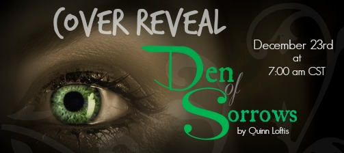 Cover Reveal: Den of Sorrows
