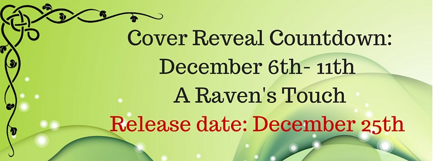 Cover Reveal – A Raven's Touch by Linda Bloodworth