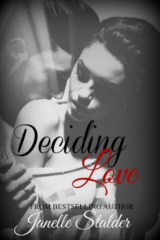 Cover Reveal: Deciding Love