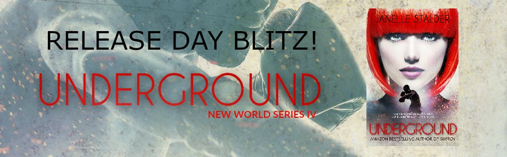 Release Blitz: Underground
