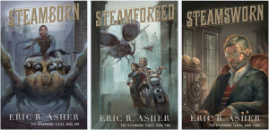 Steamborn Series