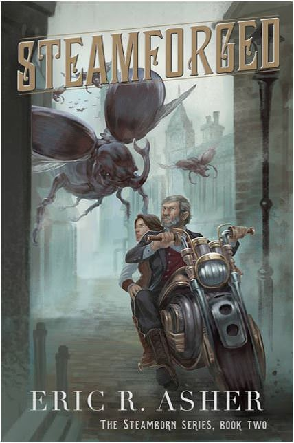 Steamforged Cover