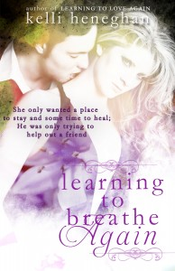 Release Day: Learning to Breathe Again