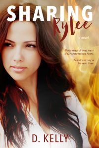 Sharing Rylee by D. Kelly Cover