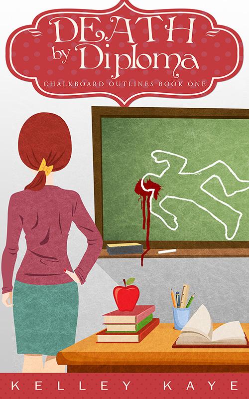 Death by Diploma by Kelley Kaye