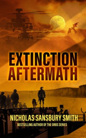Cover Reveal: Extinction Aftermath