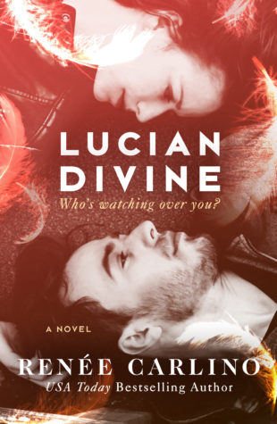 Cover Reveal: LUCIAN DIVINE