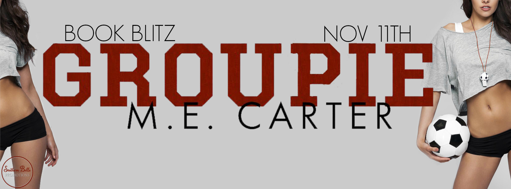 Groupie by M.E. Carter Book Blitz