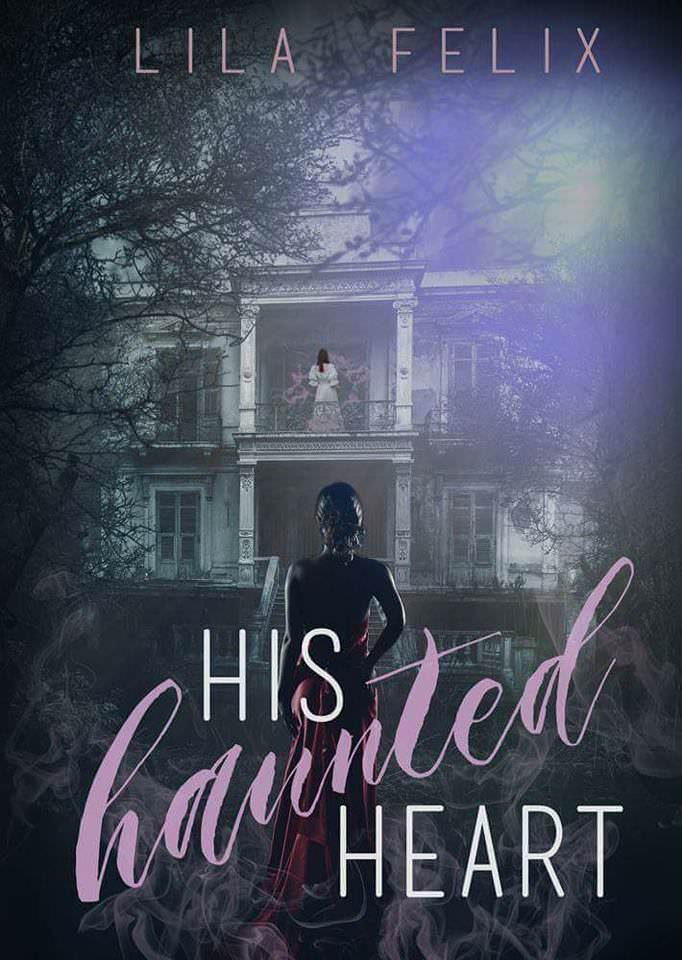 His Haunted Heart Cover