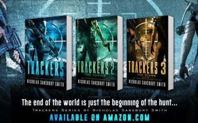 Trackers: A Post-Apocalyptic EMP Thriller
