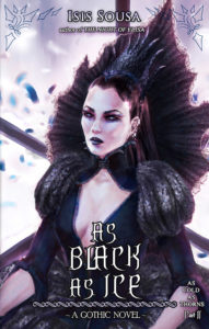 Cover  Reveal As Black As Ice