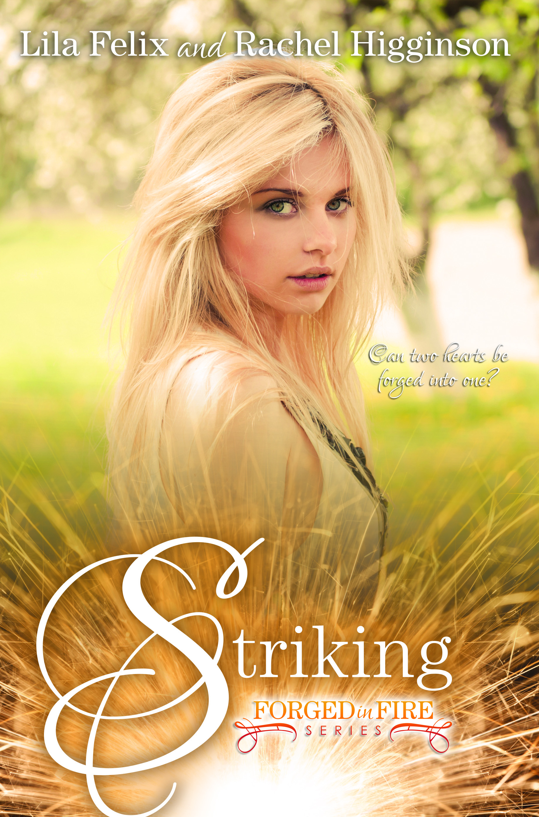 Striking Cover Reveal