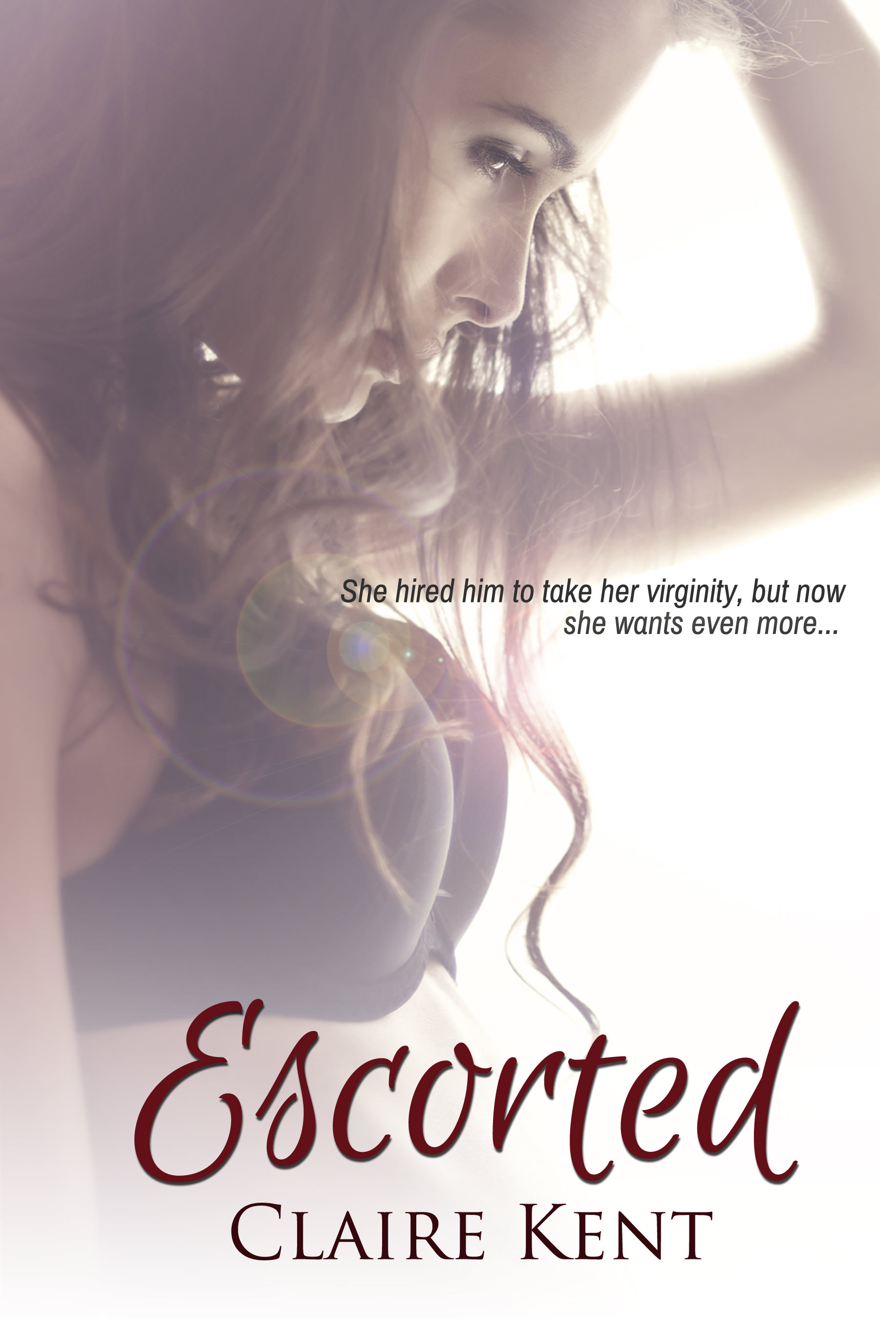 Escorted by Claire Kent – Blitz & Giveaway