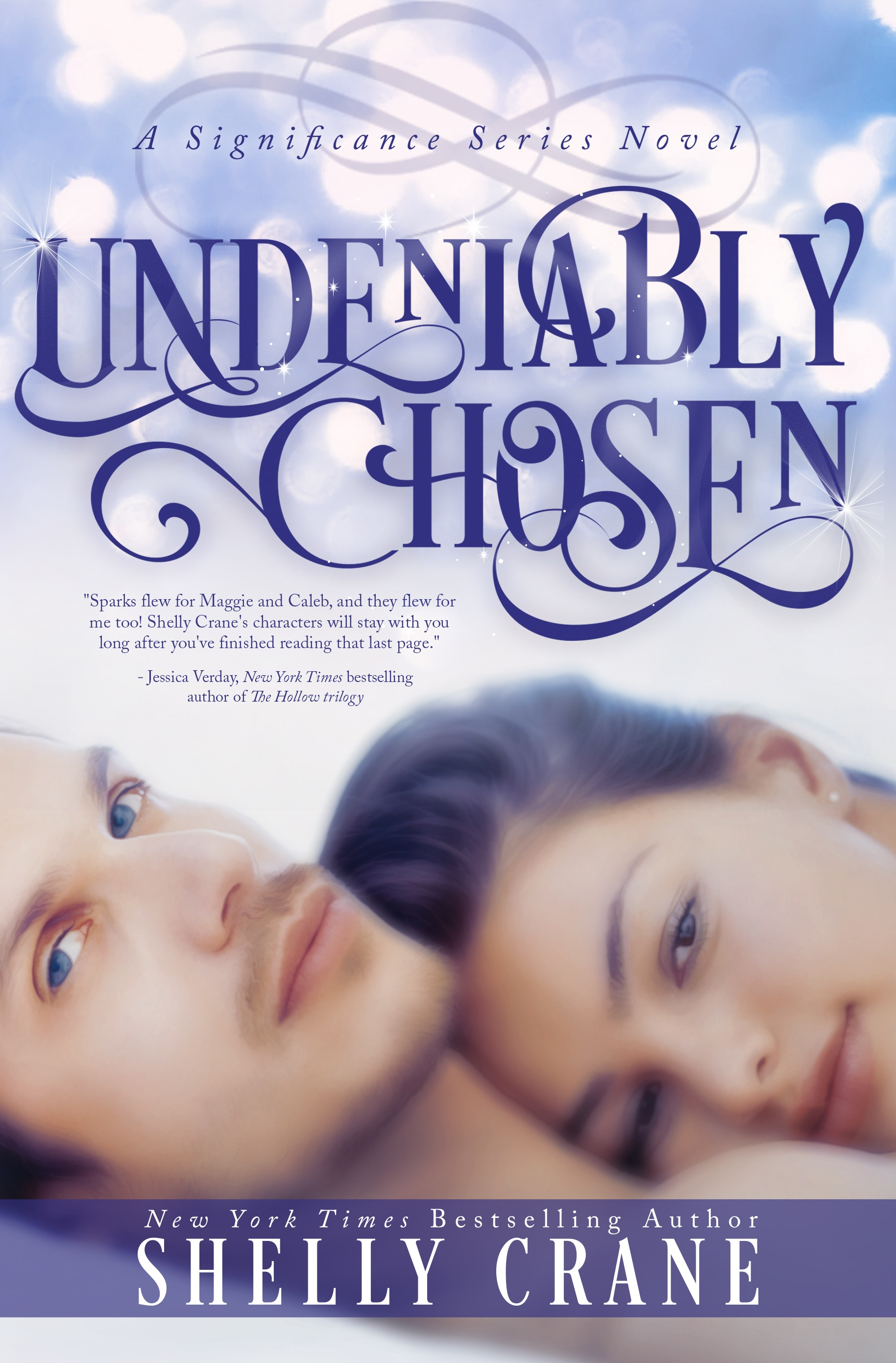 Undeniably Chosen by Shelly Crane – Review