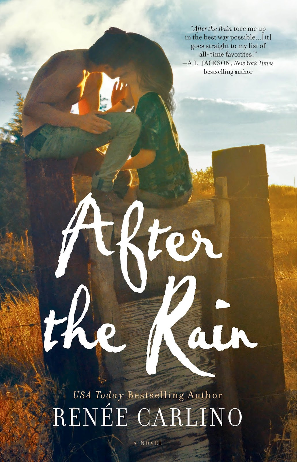 After the Rain by Rene Carlino – Review