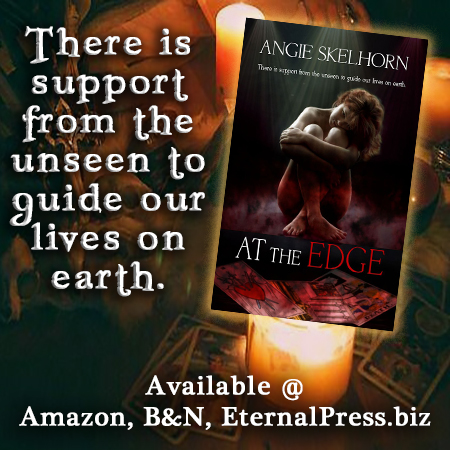 At the Edge by Angie Skelhorn – Double Review & Giveaway