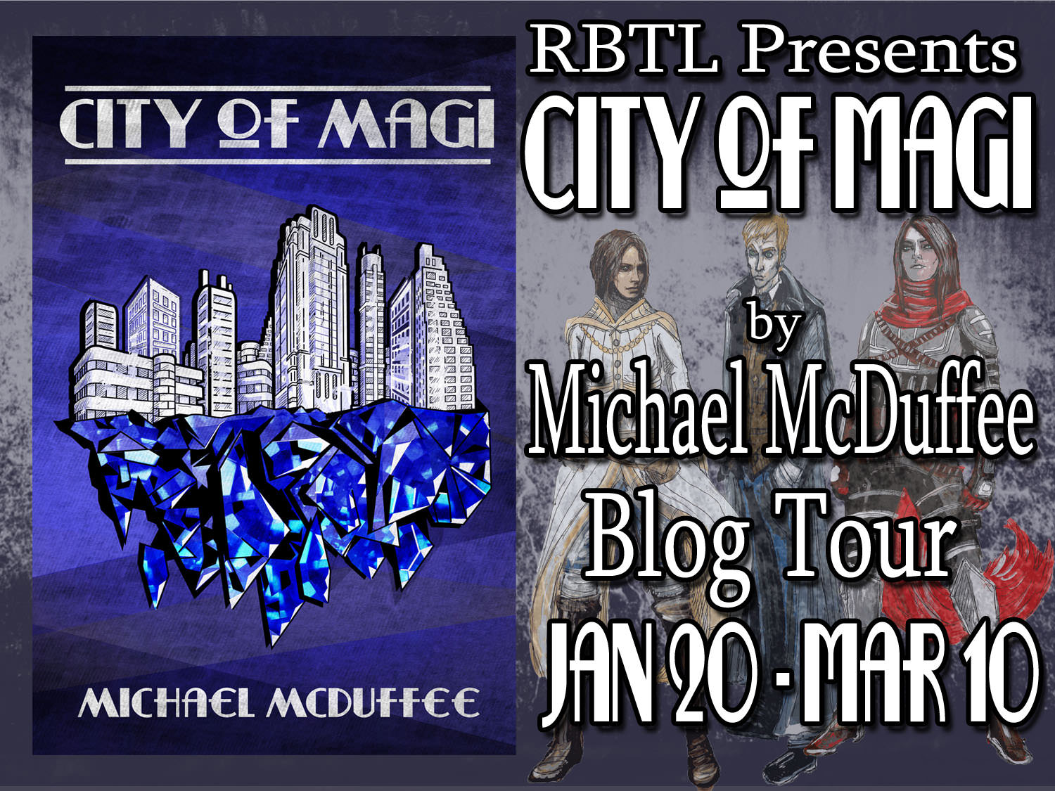 Review: City of Magi by Michael McDuffee