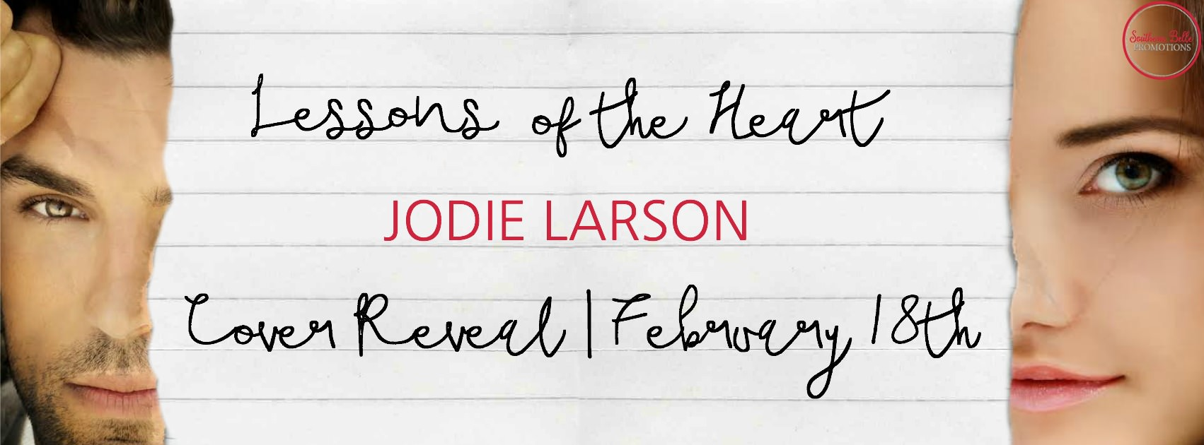 Lessons of the Heart by Jodie Larson – Cover Reveal!