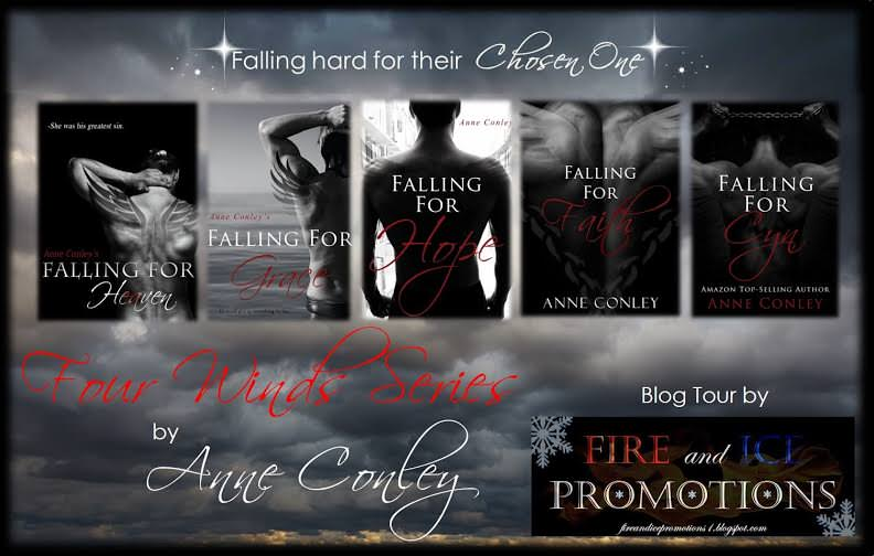 Four Winds series by Anne Conley