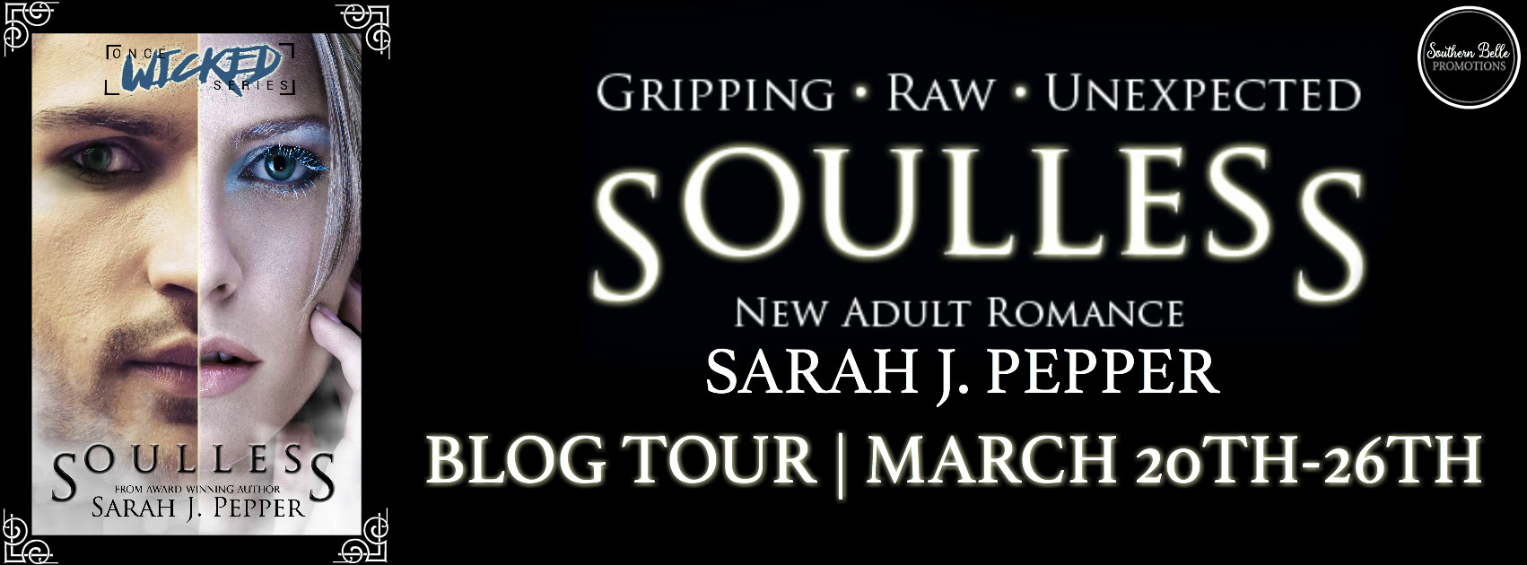 Soulless by Sarah J Pepper