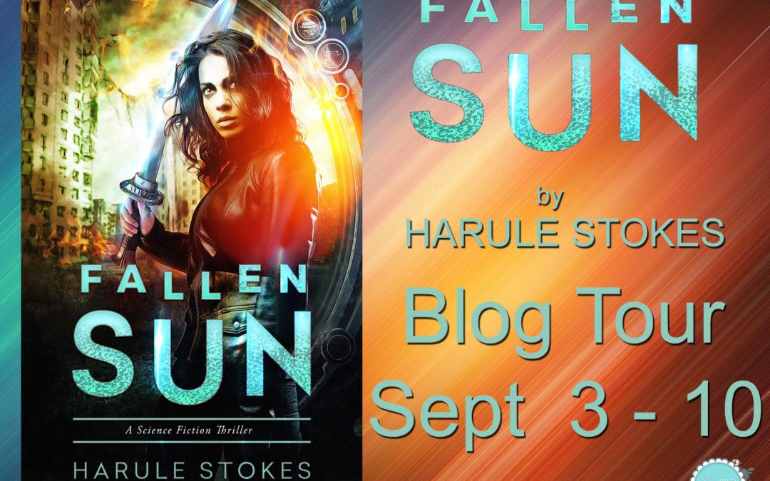 Jen's Review of Fallen Sun