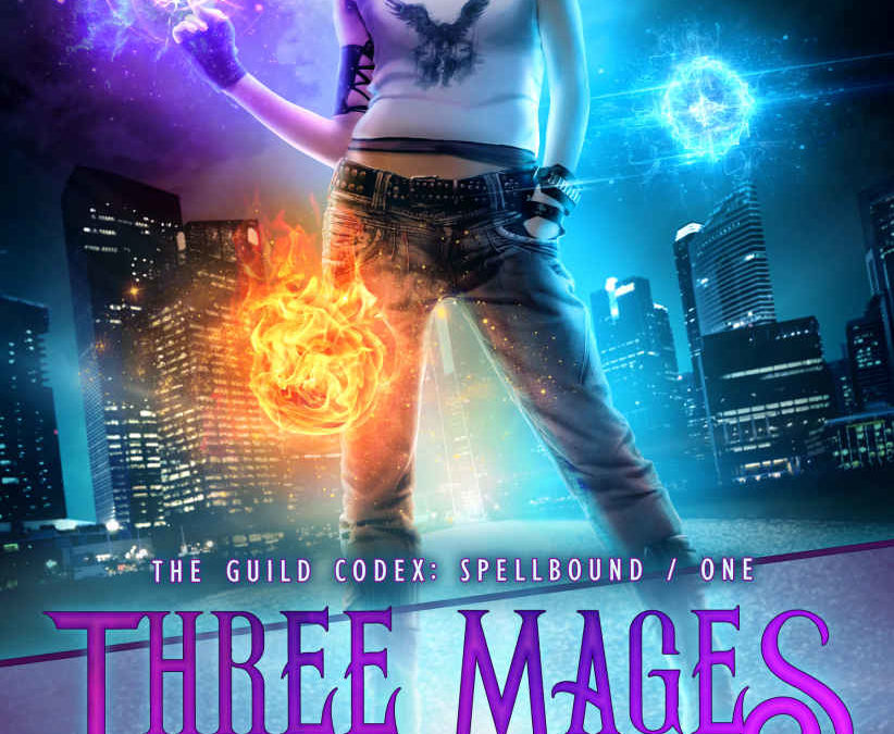 Mike Reviews : THREE MAGES AND A MARGARITA BY ANNETTE MARIE