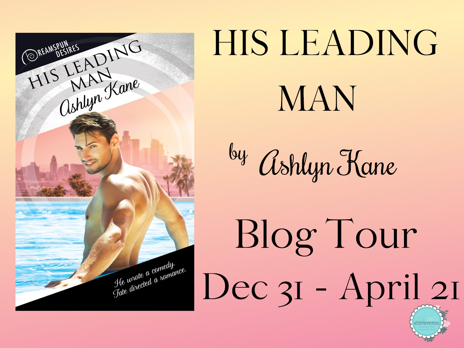 Interview – His Leading Man Author Ashlyn Kane